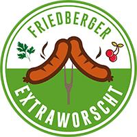 Friedberger Extraworscht - Logo