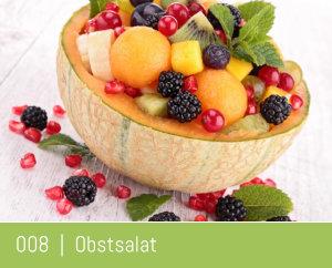 Kochschule Frankfurt Rezepte Obstsalat
